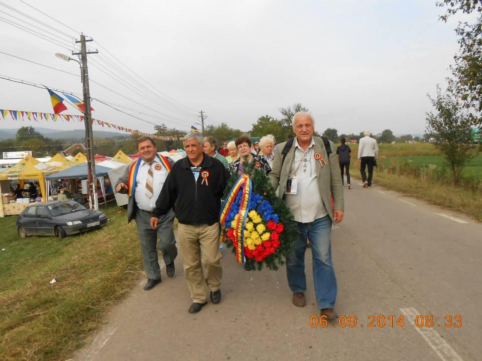 Asa a fost in 2014 - Delegatia Asociatiei Avram Iancu Beius